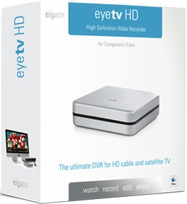 Elgato EyeTV HD DVR Box