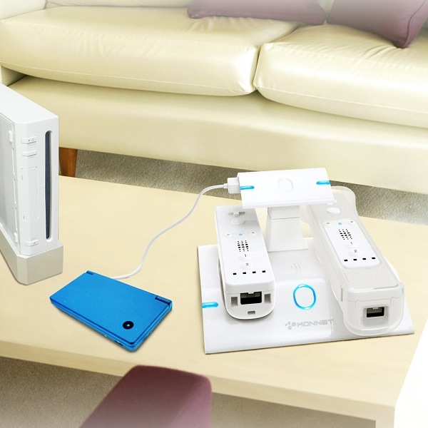 Konnet PowerV Duo Inductive Charging