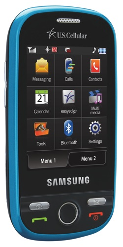 Samsung SCH-r630 Messager Touch Smartphone