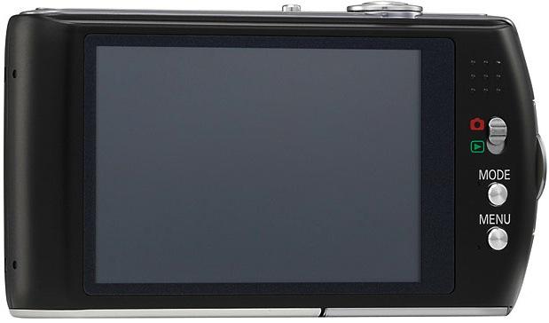 Panasonic DMC-FX75 LUMIX Digital Camera - Back