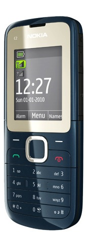 Nokia C2-00 Cell Phone