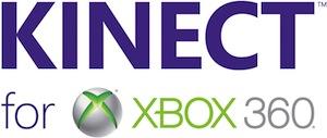 Microsoft Kinect Xbox 360 Logo