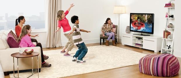 Microsoft Kinect Lifestyle