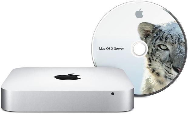 Apple Mac mini OSX Server