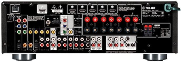 Yamaha Rx-v667 3d Av Receiver
