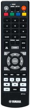 Yamaha BD-S667 Blu-ray Player - Remote