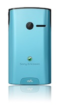 Sony Ericsson Yendo with Walkman - Blue