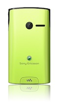 Sony Ericsson Yendo with Walkman - Green