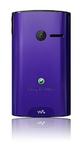 Sony Ericsson Yendo with Walkman - Purple
