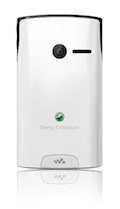 Sony Ericsson Yendo with Walkman - White