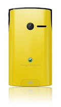 Sony Ericsson Yendo with Walkman - Yellow