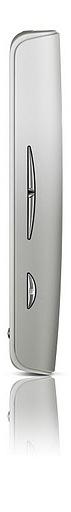 Sony Ericsson Xperia X8 Smartphone - Silver Left