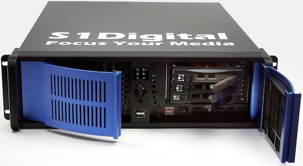 S1Digital ProLine S800 Media Server
