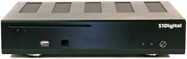 S1Digital ProLine P250 Media Center