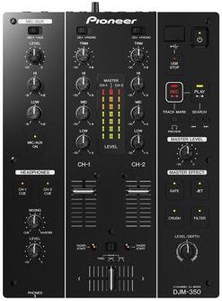 Pioneer DJM-350 2-channel Mixer