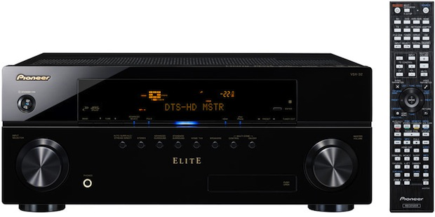 Pioneer Elite VSX-32 A/V Receiver with remote
