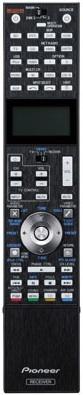 Pioneer Elite SC-37 A/V Receiver Remote Control