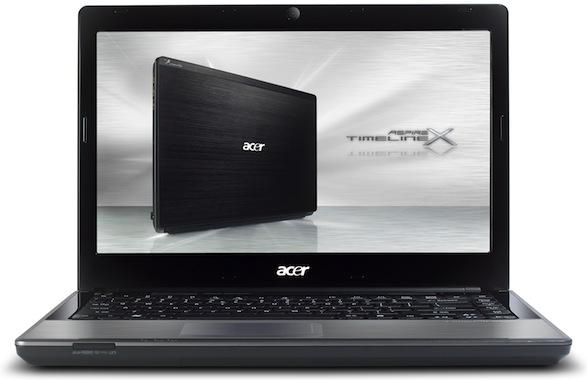 Acer Aspire TimelineX 4820T Notebook