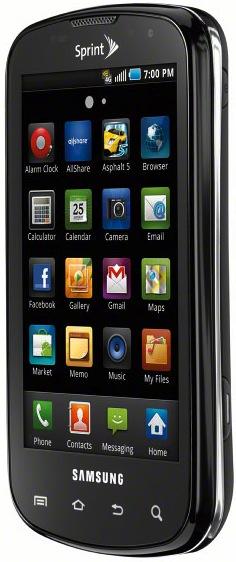 Samsung Epic 4G Smartphone