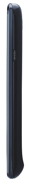 Samsung Vibrant Smartphone - Side