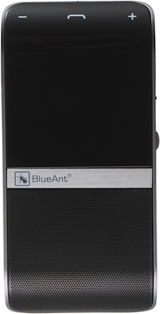 BlueAnt S4 Bluetooth Car Speakerphone - Front