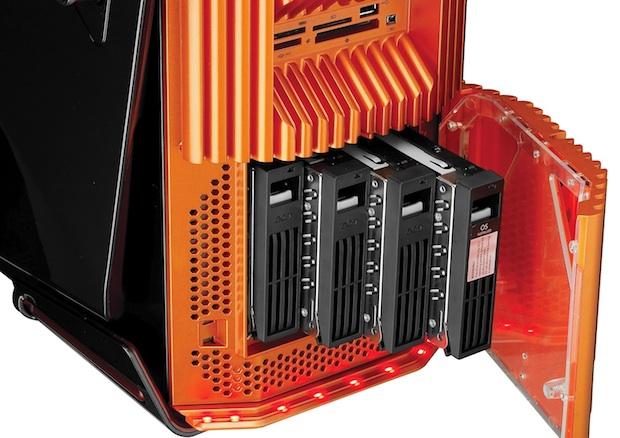 Acer Aspire AG7750-U2222 Predator Desktop Gaming PC - Hard Drives