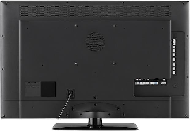 Hitachi UltraVision LE42S704 LED LCD HDTV - back