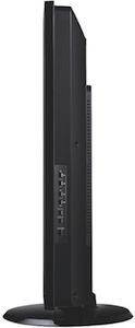 Hitachi L32A404 Alpha Series LCD HDTV - side