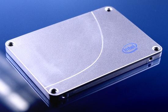 Intel X25-M Mainstream SSD