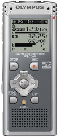 olympus ws 600s ws 700m ws 710m digital audio recorders rh ecoustics com Olympus Voice Activated Recorder olympus digital voice recorder ws-700m instructions