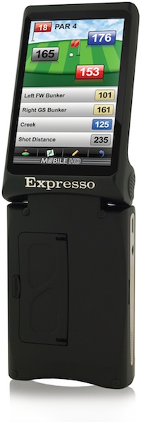 Expresso AG1 Golf GPS for Cupholder