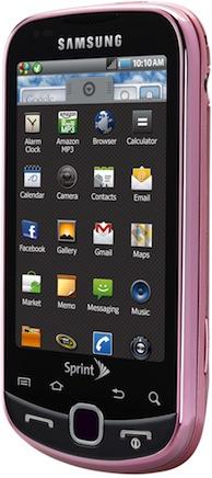Samsung SPH-m910 Intercept Smartphone
