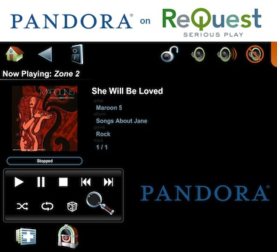 ReQuest with Pandora