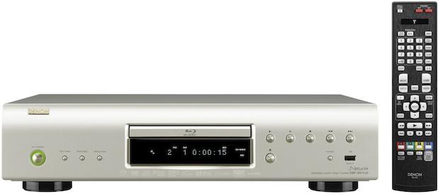 Denon DBP-2011UD 3D-Ready Blu-ray Player