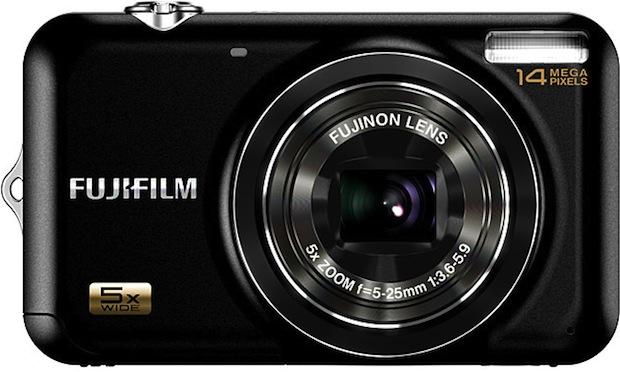 FujiFilm FinePix JX280 Digital Camera - front
