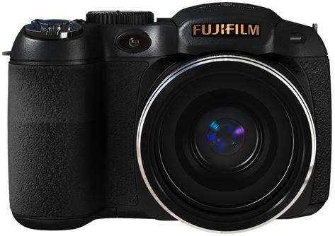 FujiFilm FinePix S2800HD Digital Camera - Front