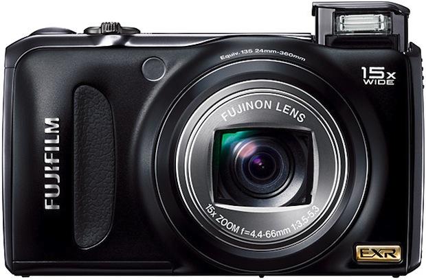 FujiFilm FinePix F300EXR Digital Camera - Front