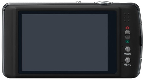 Panasonic DMC-FX700 Lumix Digital Camera - Back