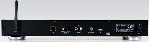Grace Digital Audio GDI-IRDT200 Wireless Radio Media Streamer