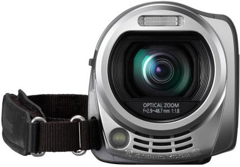 Panasonic HDC-SDX1 Camcorder - front