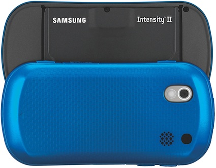 Samsung SCH-U460 Intensity II Cell Phone - Back