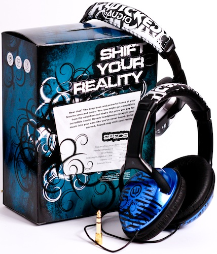 Wicked Audio Reverb Headphones