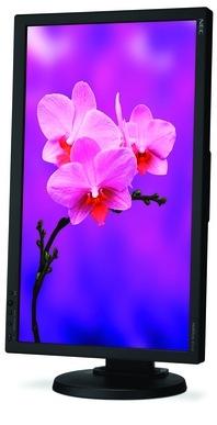 NEC MultiSync E231W LED-backlit LCD Monitor - Vertical
