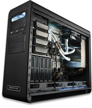 Digital Storm Black|OPS Gaming PC