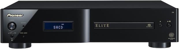 Pioneer Elite G-Clef PD-D6MK2 SACD Player