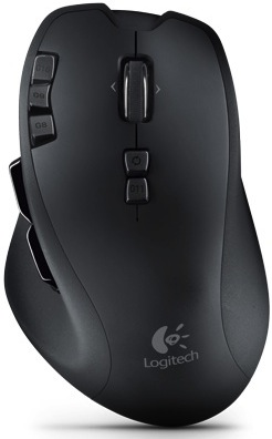 Logitech G700 Wireless Gaming Mouse