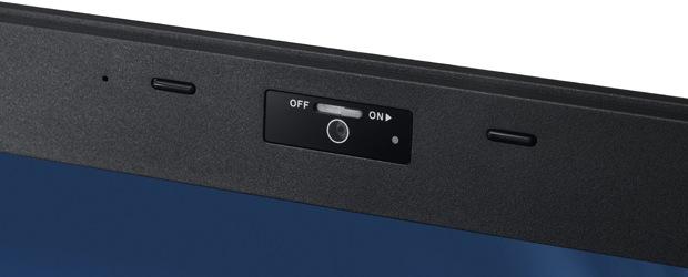 Asus B Series Commercial Series Notebook Webcam