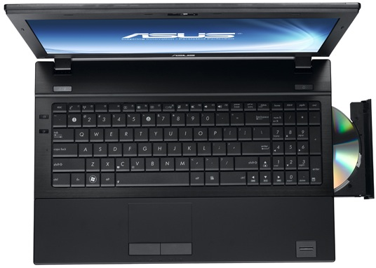 Asus B Series Commercial Series Notebook