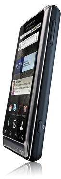 Motorola DROID 2 Smartphone - Angle