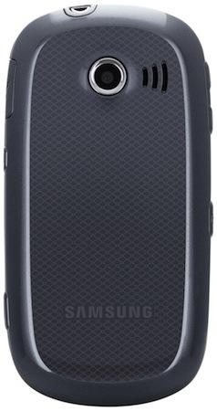 Samsung SGH-A927 Flight II Cell Phone - Back